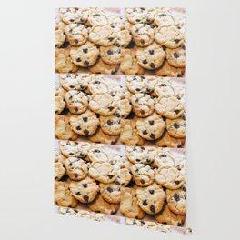 Chocolate Chip Cookies Wallpaper