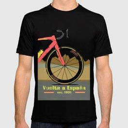 Vuelta a Espana Bike T-shirt