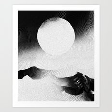 Western Lands Art Print