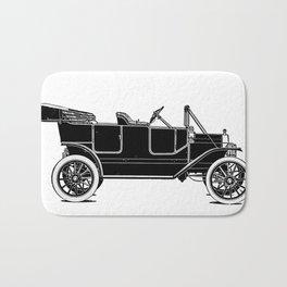 Old car Bath Mat