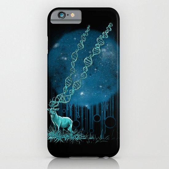 DNA Deer iPhone & iPod Case