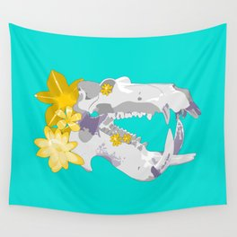 A Powerful Bite Wall Tapestry