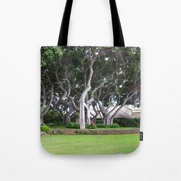Climb a Tree Tote Bag