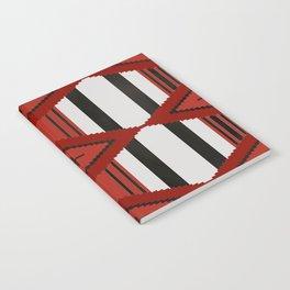 Chief Blanket 1800's Notebook