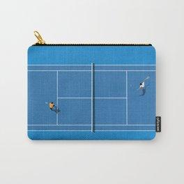 Australian Open Grand Slam   Blue Tennis Court  Carry-All Pouch