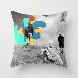 Indignaton Throw Pillow