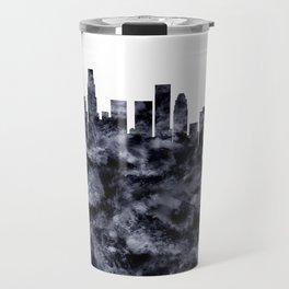 Los Angeles Skyline California Travel Mug
