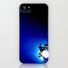Stars in a day  iPhone Case