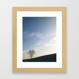 Basehor Framed Art Print