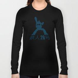 Tetsujin 28 go! Long Sleeve T-shirt