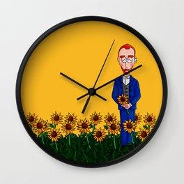 Vincent Van Gogh Wall Clock