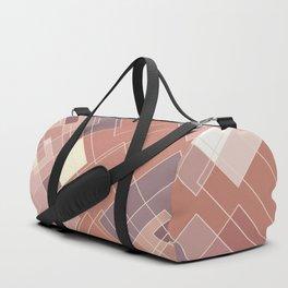 GeoPink Duffle Bag