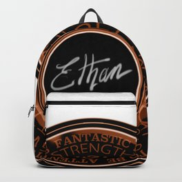 My Name Is Ethan Backpack