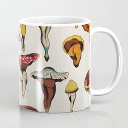 Mushrooms pattern Coffee Mug