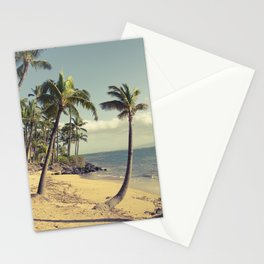 Maui Lu Beach Kihei Maui Hawaii Stationery Cards