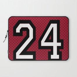 Teen Wolf - Stiles Stilinski Lacrosse Banner Laptop Sleeve
