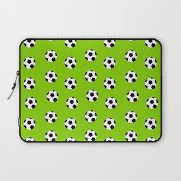Neck Gaiter Soccer Balls Green Soccer Team Neck Gator Laptop Sleeve