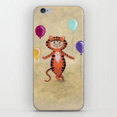 I'm A Tiger - Rooooaaarrrr iPhone & iPod Skin