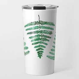 Fiordland Forest Ferns Travel Mug