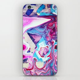Acid Trip iPhone Skin