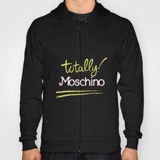 Totally Moschino Black Hoody