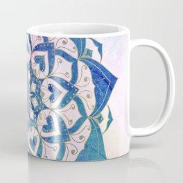 PISCIS CONSTELLATION MANDALA Coffee Mug