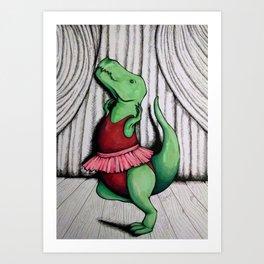 Tommy Dancer Art Print