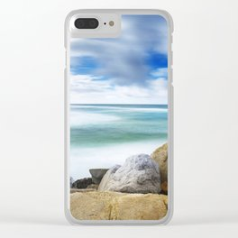 Ponto Jetty Clear iPhone Case