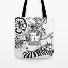 Chill Lady Tote Bag