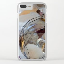 Candy Dish Clear iPhone Case
