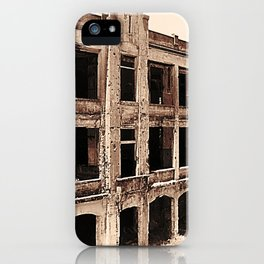 Mile-Long Barracks iPhone Case