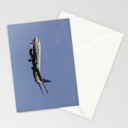 Boeing 737 Private Jet Stationery Cards