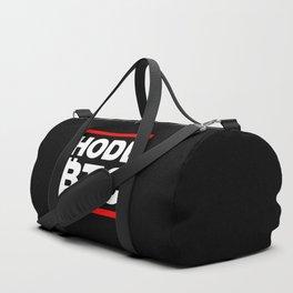 Bitcoin HODL Duffle Bag