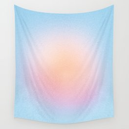 Sweet Sun Blush Wall Tapestry