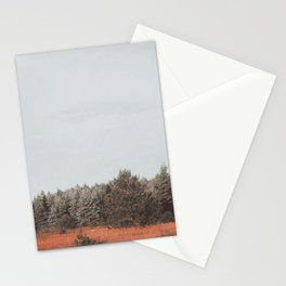 Northern Michigan Trees Stationery Cards