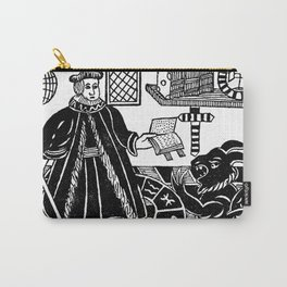 The Devil in Britain and America Carry-All Pouch