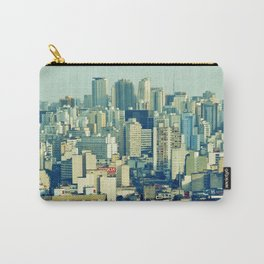 Concrete Sampa City Carry-All Pouch