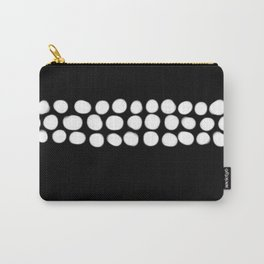 Little White pebbles Carry-All Pouch