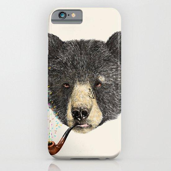 BLACK BEAR SAILOR iPhone & iPod Case