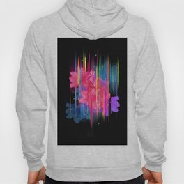 Night Blooming Bouquet Hoody