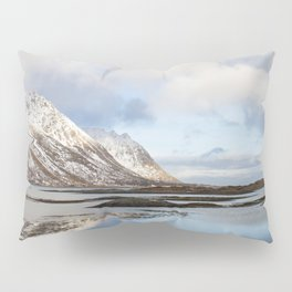 Lofoten Islands Pillow Sham
