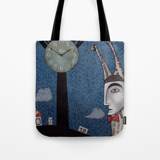 A Snaily Story Tote Bag