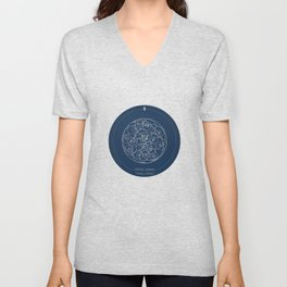 Doctor Who: Wibbly Wobbly Unisex V-Neck
