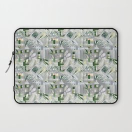 green_pattern Laptop Sleeve
