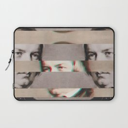 The Decomposed Composer Schumann Laptop Sleeve