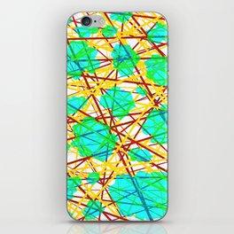 Neuronic iPhone Skin