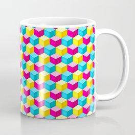 Candy Cube Joy Coffee Mug