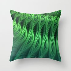 In Space, No One Can Hear You Scream Throw Pillow
