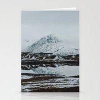 scotland Stationery Cards featuring Glencoe, Scotland by Diana Eastman