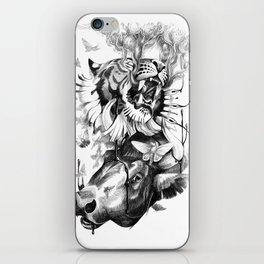 Destructive Creation iPhone Skin